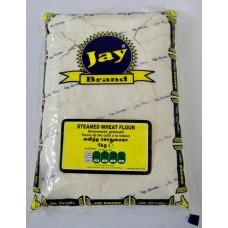 Jay Brand Steamed Wheat Flour 1Kg
