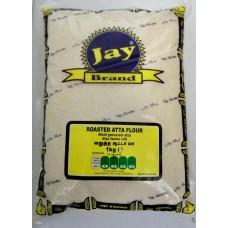 Jay brand Roasted Atta flour 1kg
