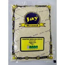 Jay brand Roasted Semolina 1Kg