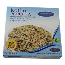 Mathangi Kothu Porotta 300g Buy 1 Get 1 FREE (Frozen)