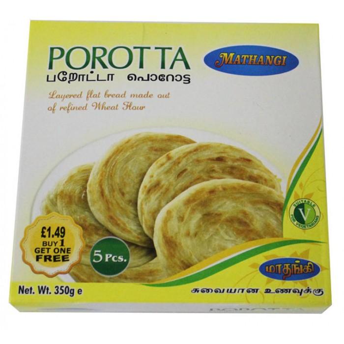 Mathangi Porotta 350g Buy one Get one Free offer ( Qty 2 )