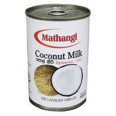 Mathangi Coconut Milk Tin 400ml
