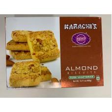 Karachi Almond Biscuits 400g