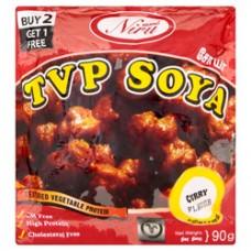 Niru TVP Soya Regular Flavour 90g