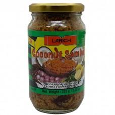 Larich Coconut  Sambol ()Veg) 375g