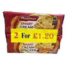 Maliban Cream Cracker 190g 2 for £1.20