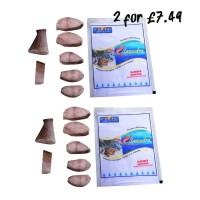Samudra Grouper Steak 600g (Frozen) | 2 for £7.49