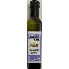New Beginnings Peanut Oil 260ml