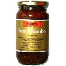 Larich Seeni Sambol (Veg) 300g