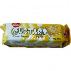 Munchee Custard Cream