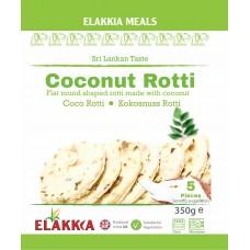 Elakkia - Coconut Rotti (Frozen) 5 Pcs