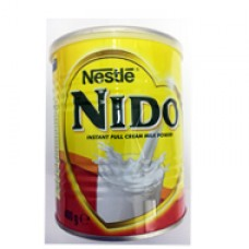 Nido Milk Powder (Tin) (S/W) 400g