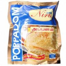 """Niru-Papadam(5"""") 150g"""