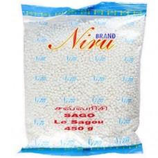 Niru Sago Seeds Big 450g