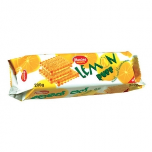 Munchee Lemon Puff 200g