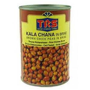 TRS Canned Boiled Kala Chana 400g