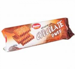 Munchee Chocolate Puff 200g