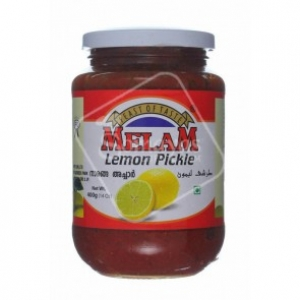 Melam Lemon Pickle - 400g