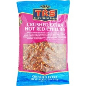 TRS Chillies Crushed 250g