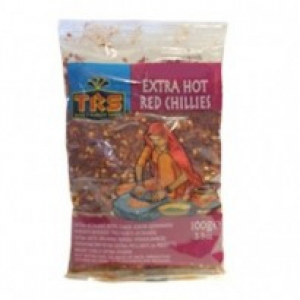 TRS Chillies Whole Ex.Hot 50g