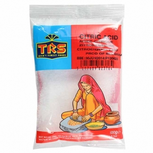TRS Citric Acid 100g