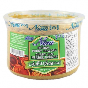 Niru Herbal Curry Powder 225g