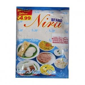 Niru Special Offer Roasted Red Rice Flour - 4kg