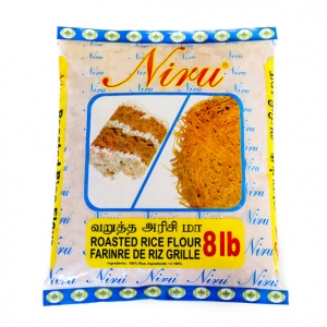 Niru Roasted  Red Rice Flour 8LB