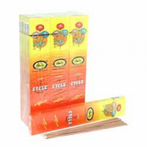 Cycle Brand Dhoop sticks