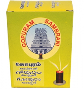 Gopuram Sambrani