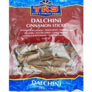 TRS Dalchini Chinese Whole 200g