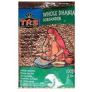 TRS Dhania Whole (Indori) 100g