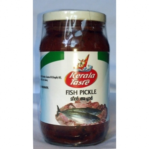 Kerala Taste Fish Pickle 400g