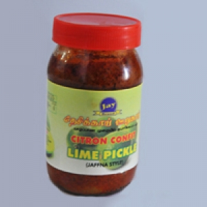 Jay Brand Lime Pickle