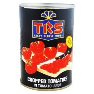 TRS Italian Chopped Tomatoes 400g