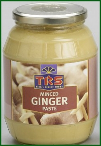 TRS Minced Ginger Paste 300g
