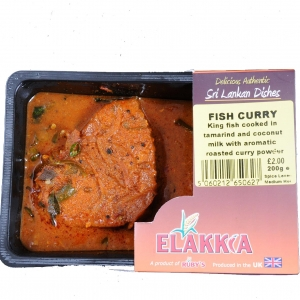 Elakkia - Fish Curry 200g
