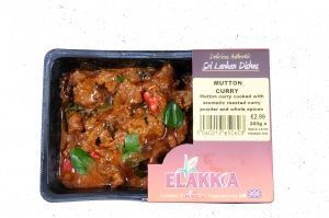 Elakkia - Mutton Curry 200g
