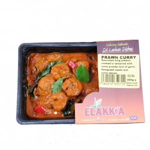 Elakkia - Prawn Curry 200g