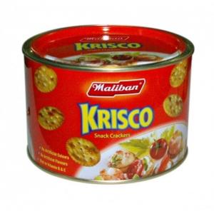 Maliban Krisco Snack Crakers Tin 230g