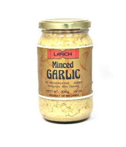 Larich Minced Garlic 300g
