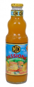 MD Passion Fruit Cordial 750ml