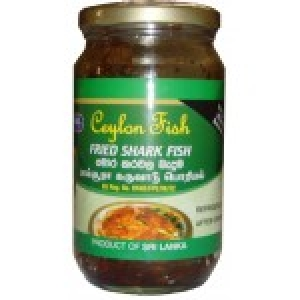 USL Fried Shark Fish
