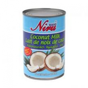 Niru Coconut Milk tin 400g