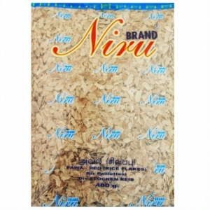 Niru Rice Flakes Red 400g