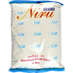 Niru Steamed Atta Flour 1Kg