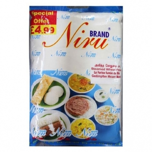 Niru Steamed Wheat Flour 8lb
