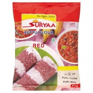 Suryaa-Red pittu flour 1Kg